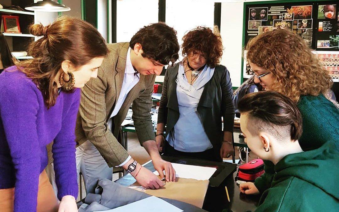 Workshop con Maria Sole Ferragamo e Francesco Doria Lamba - Cometa