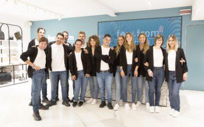 Apre a Como insieme a Cometa il negozio del progetto for&from di Inditex