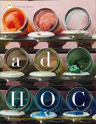 """""""AD HOC"""" Ognuno è un pezzo unico, eterno e irripetibile. 1"""