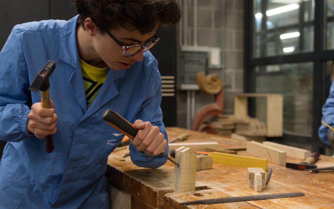 Date test d'ingresso IeFP settori legno e sala bar