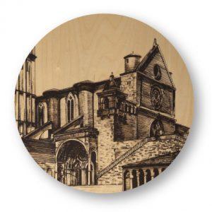 Sottopiatto Assisi